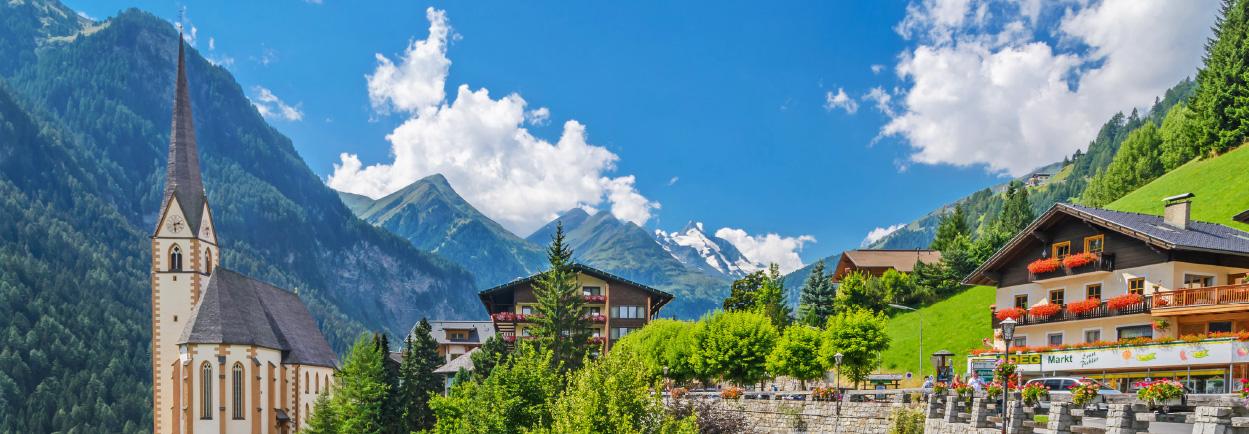 Karinthië, bergen en meren - Oberdrauburg - De zonnigste deelstaat van Oostenrijk met maar liefst 1270 meren!