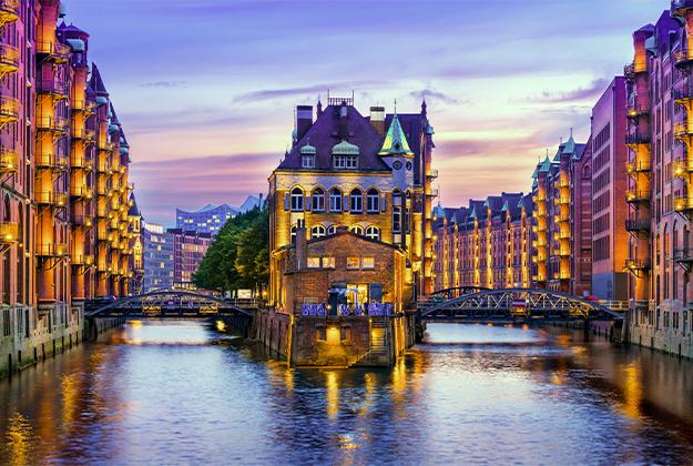 Hamburg, Bremen en Celle - Herleef de handelsgeest van de beroemde Hanzesteden!