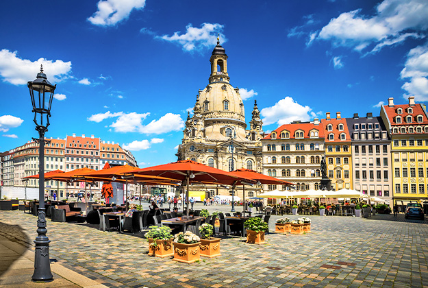 Dresden, vol kunst en cultuur - Een mooie historische stad