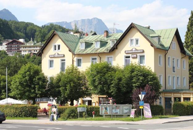 Hotel Schwabenwirt *** in Berchtesgaden - Hotelscore 8,3