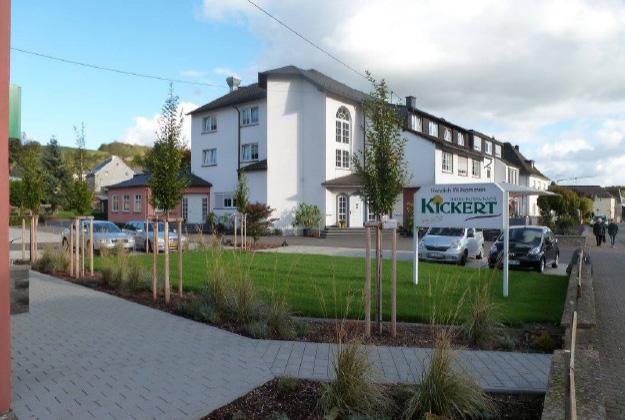 Hotel Kickert ** in Mettendorf - Hotelscore 7,7