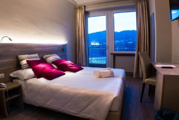 Hotel Bazzoni *** in Tremezzo - Hotelscore 7,7