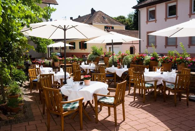 Hotel Hirsch *** in Kehl-Kork - Hotelscore 8,7