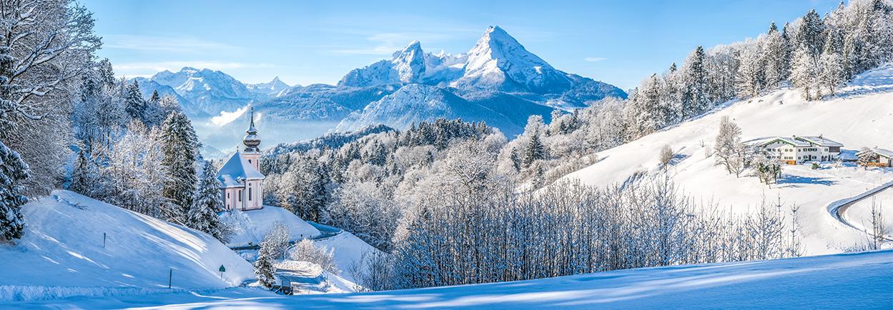 Een kerstreis naar sprookjesachtig Berchtesgaden met haar eeuwenoude tradities en ambachten