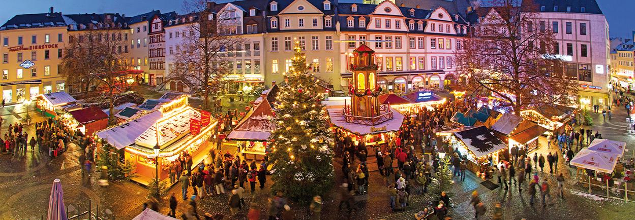 Kerstcruise over de Romantische Rijn - Een onvergetelijke kerstreis, omringd door luxe op de MS Verdi ****